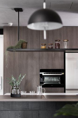3-5万公寓现代简约风格厨房装修案例