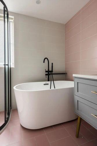 经济型120平米三室两厅欧式风格卫生间欣赏图