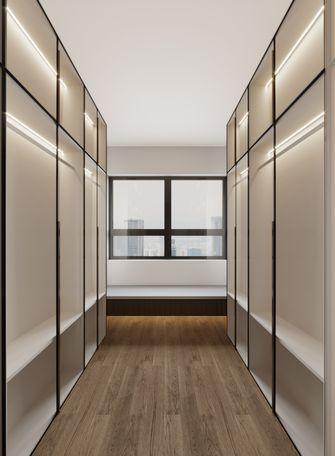 豪华型130平米四室一厅现代简约风格衣帽间欣赏图