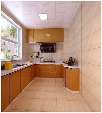 5-10万140平米别墅混搭风格厨房装修效果图