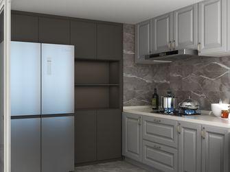 15-20万130平米三室两厅新古典风格厨房设计图