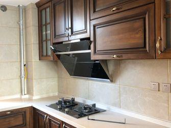 富裕型130平米三室一厅新古典风格厨房图片