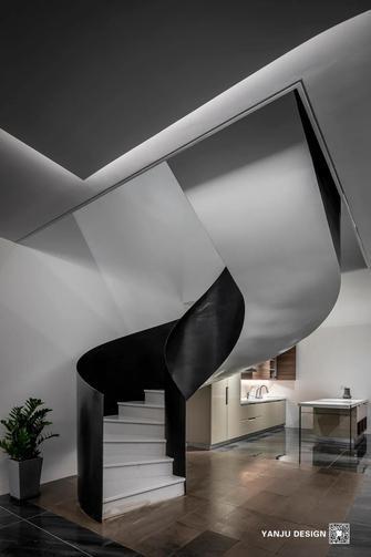豪华型140平米公装风格楼梯间欣赏图