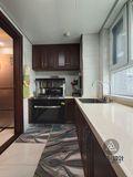 15-20万120平米三室两厅中式风格厨房效果图