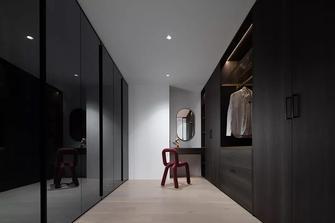 豪华型140平米四室两厅现代简约风格衣帽间装修图片大全