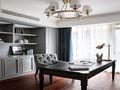 20万以上140平米四室两厅美式风格书房装修案例