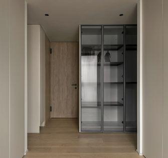 5-10万100平米三室两厅日式风格衣帽间装修效果图