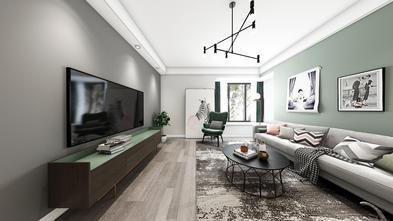 20万以上140平米四室两厅北欧风格客厅装修案例