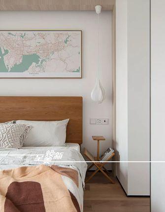 三室两厅日式风格卧室装修案例