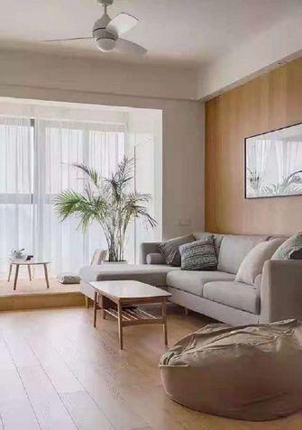 90平米三日式风格其他区域设计图