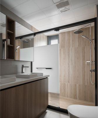 15-20万140平米三室两厅日式风格卫生间图片
