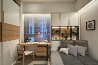 3-5万30平米超小户型北欧风格卧室设计图