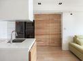 110平米三日式风格客厅图片