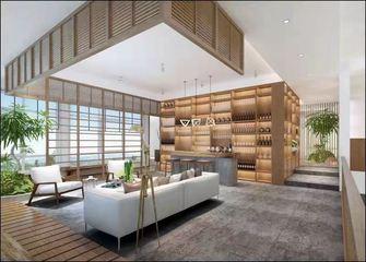 20万以上140平米别墅田园风格客厅设计图