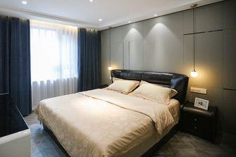 富裕型80平米公寓现代简约风格卧室图片