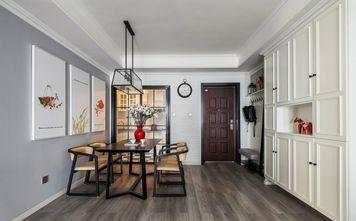豪华型90平米三室两厅混搭风格餐厅装修效果图