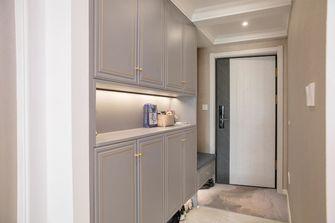 20万以上110平米四室一厅美式风格玄关欣赏图