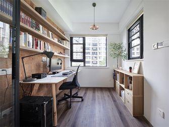 5-10万80平米三室两厅日式风格书房装修图片大全