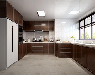 豪华型140平米复式新古典风格厨房装修图片大全