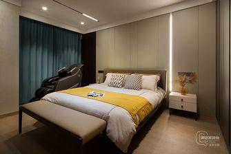 10-15万140平米三室两厅现代简约风格卧室装修案例