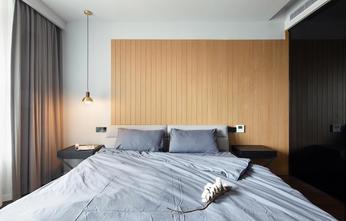 10-15万120平米三室两厅北欧风格卧室设计图