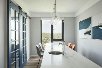 140平米复式混搭风格客厅图片