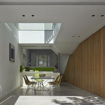 140平米别墅工业风风格客厅装修图片大全