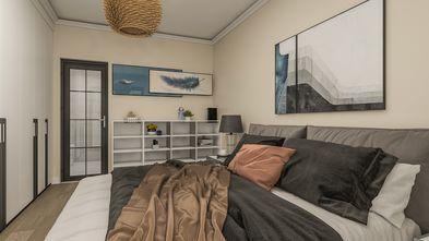 富裕型120平米三室三厅欧式风格卧室设计图