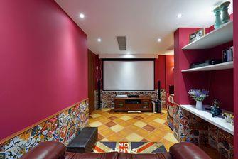 20万以上140平米复式美式风格影音室装修案例