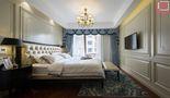 100平米美式风格卧室装修效果图