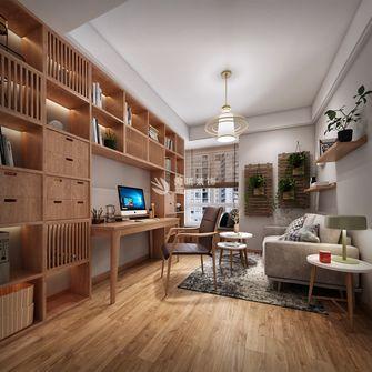 5-10万140平米四室两厅日式风格书房装修案例
