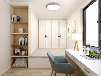 60平米日式风格书房效果图