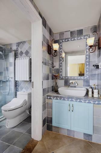 20万以上140平米三室一厅公装风格卫生间图片大全