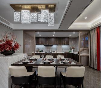 富裕型120平米四室两厅中式风格餐厅装修效果图
