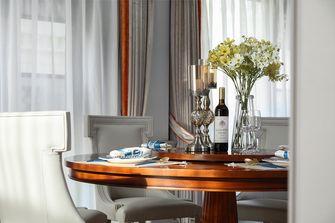 140平米别墅美式风格餐厅图片大全