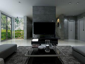 10-15万140平米三室两厅工业风风格客厅装修效果图