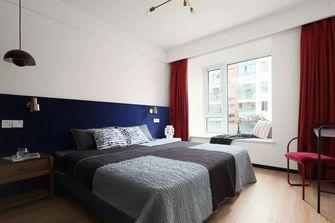 20万以上110平米三室两厅现代简约风格卧室装修效果图