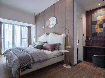 140平米三室三厅现代简约风格卧室装修图片大全