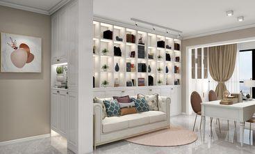 100平米三室两厅欧式风格餐厅欣赏图