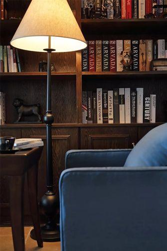80平米美式风格书房装修图片大全