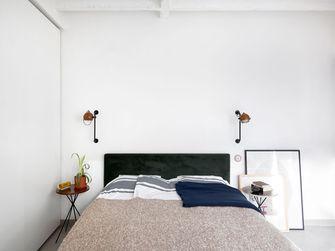 经济型一室一厅现代简约风格卧室装修案例