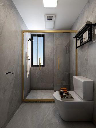 富裕型130平米三室两厅欧式风格卫生间装修案例