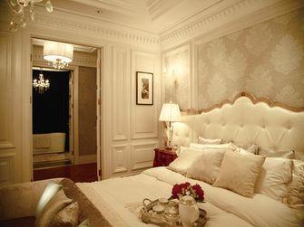 富裕型130平米四室两厅欧式风格卧室装修案例