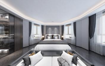 140平米新古典风格卧室图片