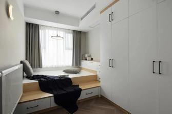 140平米四室一厅混搭风格储藏室设计图