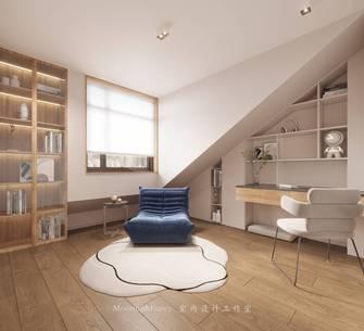 140平米三室一厅日式风格影音室图片