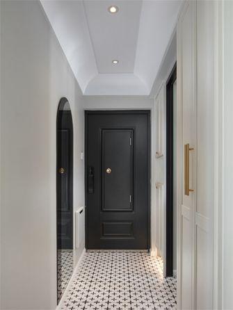5-10万80平米公寓法式风格玄关图