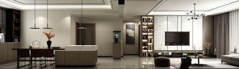 富裕型120平米三室两厅新古典风格客厅装修图片大全