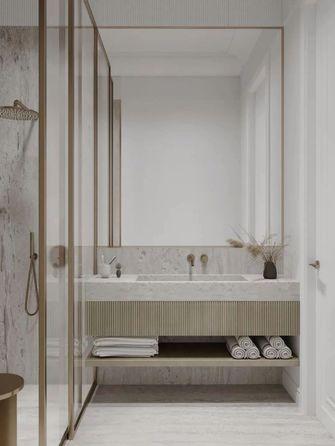 富裕型80平米公寓欧式风格卫生间装修案例