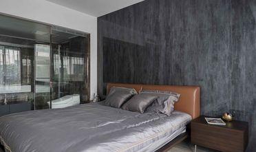 10-15万90平米三室一厅轻奢风格卧室图